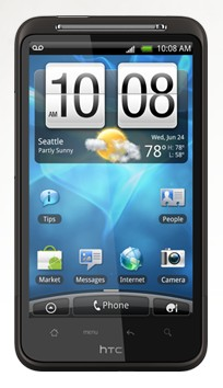 CES 2011: HTC presentó móviles 4G con Android 2