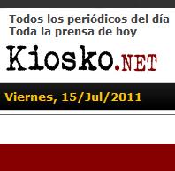 Kiosko.net : Los diarios del mundo en un sólo lugar