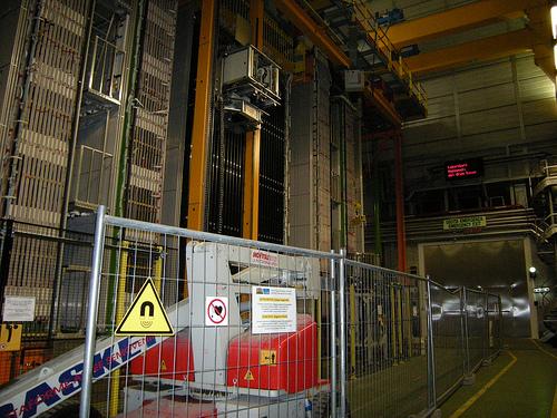 Laboratori INFN-Gran Sasso Labs - Opera Projec