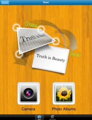 6 aplicaciones gratis de iPhone para escanear documentos 2