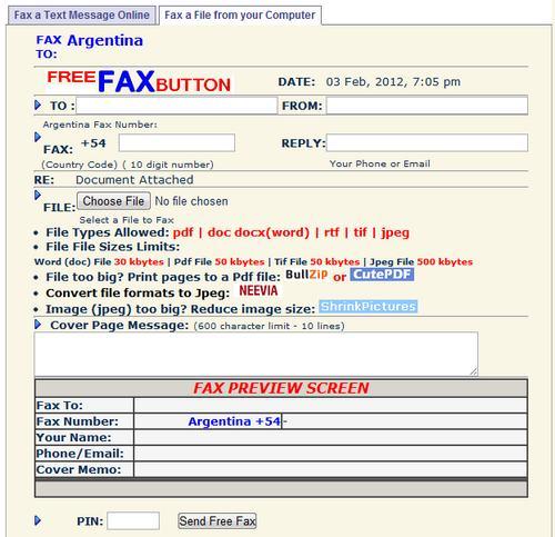 7 servicios gratuitos de fax en línea