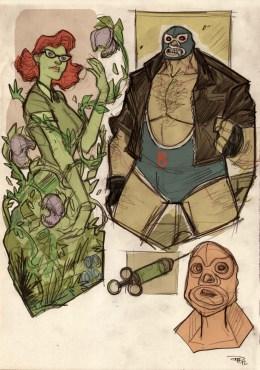Rockabilly-Posion-Ivy-Bane-Medri