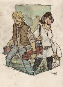 star_wars_80s_high_school_re_design___luke___leila