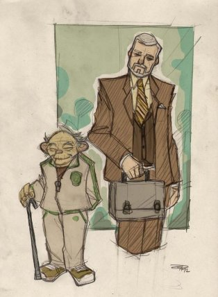 star_wars_80s_high_school_re_design_yoda_kenobi