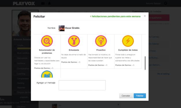 Conoce PlayVox.com, plataforma de Gamification para Call Centers
