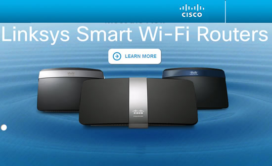 #CES2013 Cisco suma otros 3 poderosos routers Linksys Smart Wi-Fi