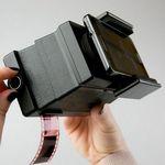 Escáner de película fotográfica de 35mm para smartphones en poco tiempo más será realidad