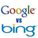 Bing sigue con su campaña Scroogle en contra de Google, esta vez con motivo del día de San Valentín