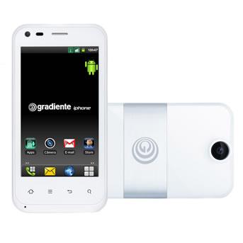 En Brasil, el iphone es un teléfono con sistema operativo Android