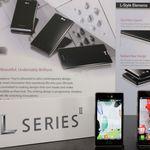 LG introduce la línea Optimus L Series II que incluye 3 terminales #MWC2013