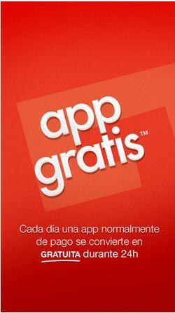 La popular aplicación AppGratis desaparece de la tienda de apps para iOS