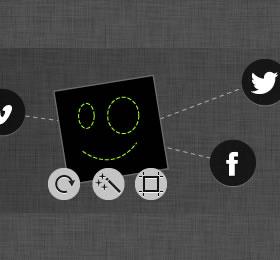 Social Media Image Maker: Organiza tu imagen para las redes sociales