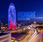 Espectacular time lapse de la noche de Barcelona