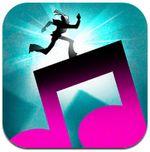 SongRush, juego gratis para iOS y Android, donde tienen que correr al compás de su música