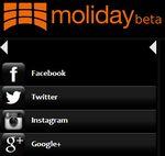 Moliday, plataforma para acceder a la TV, social media, noticias, música y películas desde un solo lugar