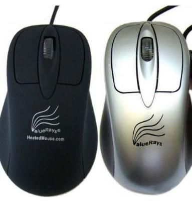 Gadgets para trabajar abrigados en invierno: Warm Mouse, teclado, Pad y mucho más!