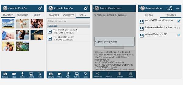 Prot-OnAplicaciones-Android