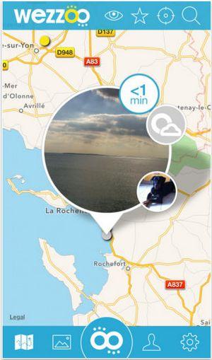 Weezoo, aplicación móvil que ofrece el estado del tiempo mediante el input de usuarios, ahora disponible en Android