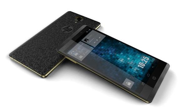 """#HP presenta sus nuevos teléfonos inteligentes o  """"Phablets"""" en India"""