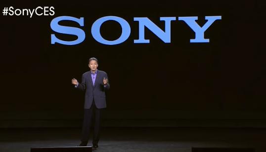 Sony CES 2014-wow