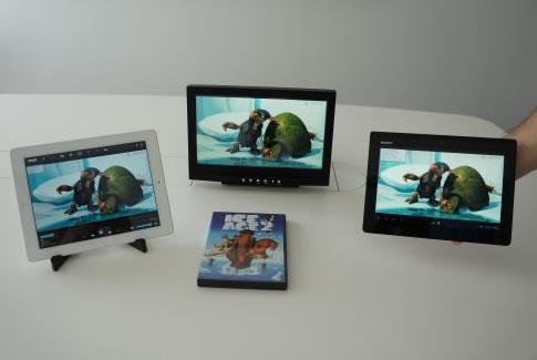 Cinemo: Para distribuir video en todas las pantallas de tu automóvil #CES2014