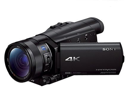 Sony presentó su cámara filmadora 4K a u$S 1999  #CES2014