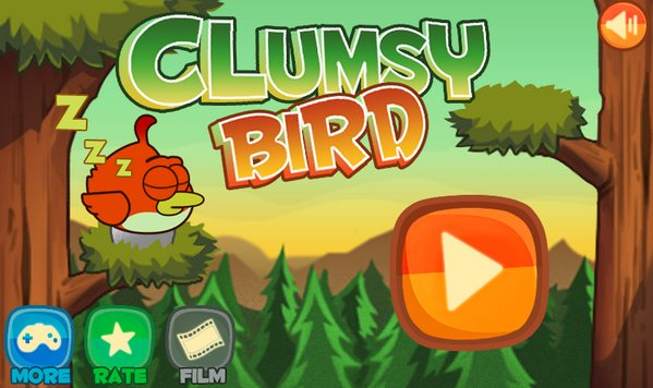 clumsy-birds