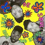 El conocido grupo de Hip-Hop De La Soul, desde hoy y hasta mañana ofrecerá toda su música gratis