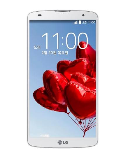LG presenta su smartphone G 2 Pro que graba contenido en 4K