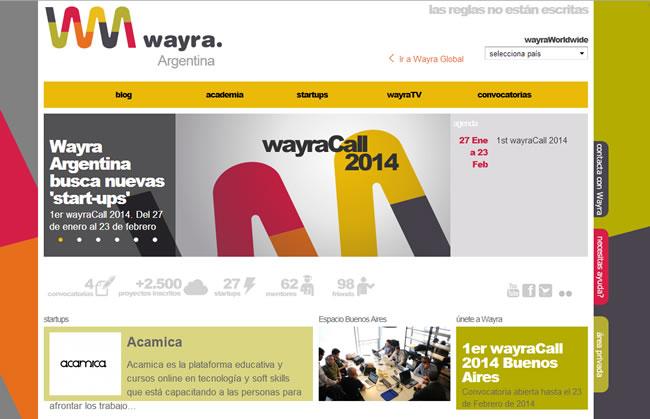 wayra-calls-gde
