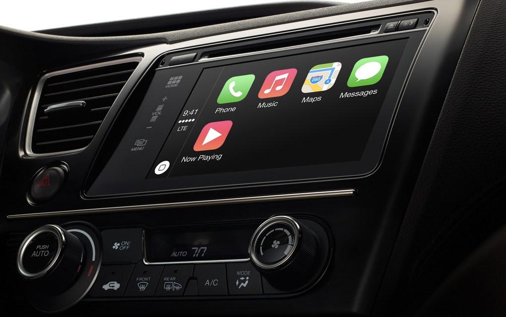 Apple CarPlay ya está presente en más de 200 modelos de automóviles