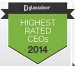 Según GlassDoor, Jeff Weiner de LinkedIn es el CEO del Año 2014, destronando a Mark Zuckerberg (2013)