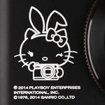 Nueva versión de colección de la cámara Leica C une a dos personajes muy distintos: Hello Kitty y PlayBoy