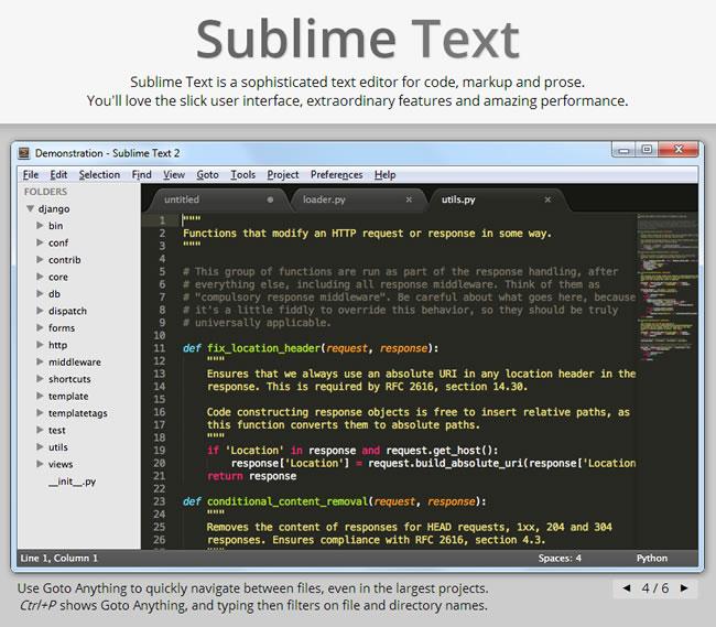 sublimeText2-gde