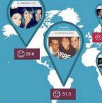 Los países más felices del mundo de acuerdo a Instagram