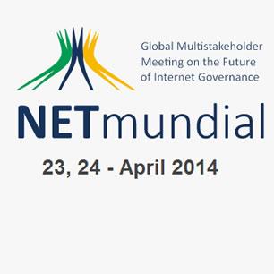 #NetMundial2014 Foro multipartidario donde se discute  principios y futuro de gobernanza de Internet