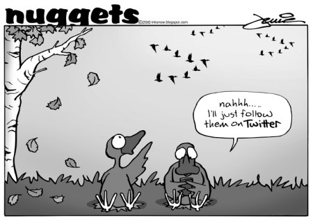 Blog Like a Cartoonist by Jamie Smith.