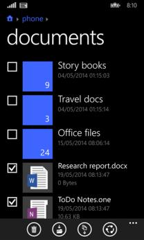 files-windows-phone-8-1-documents