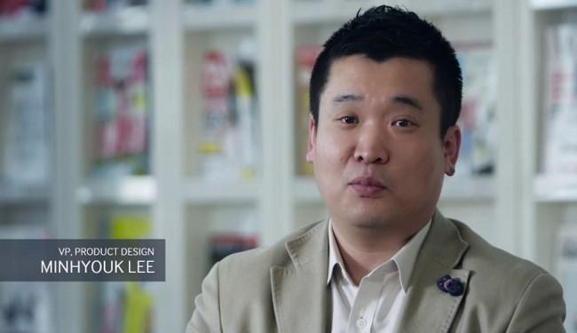 Vice Presidente Samsung Diseño de Producto - Lee Min-hyouk