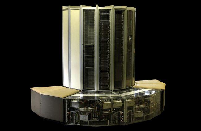 Super Computadora Cray-1