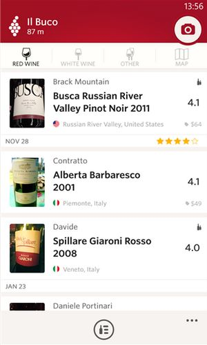 vivino-windows-phone-8-1