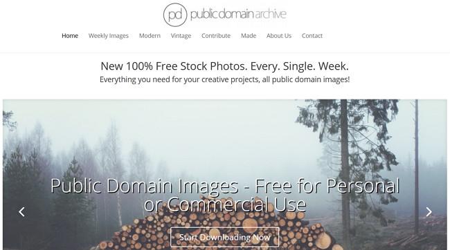 public-domain-archive