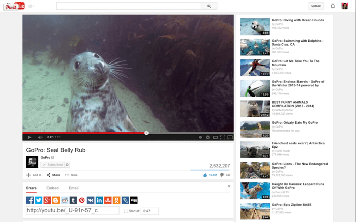 youtube-new-view-page