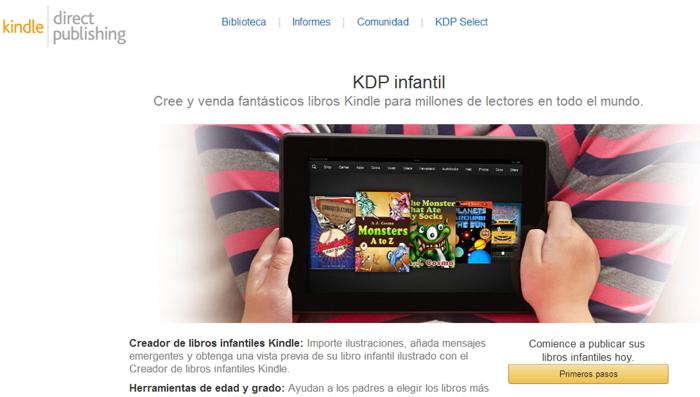 amazon-kdp-infantil