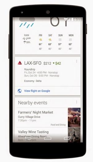 google-now-airfare