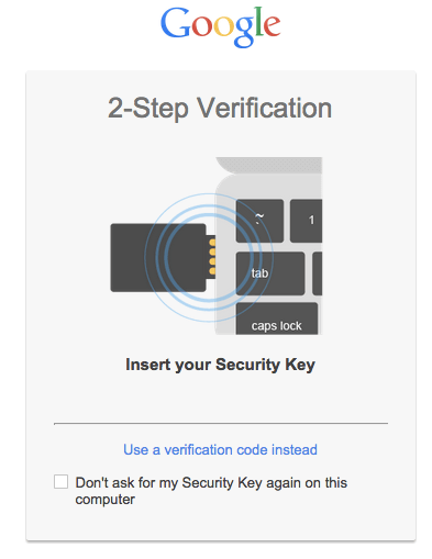 google-2-step-verification-security-key