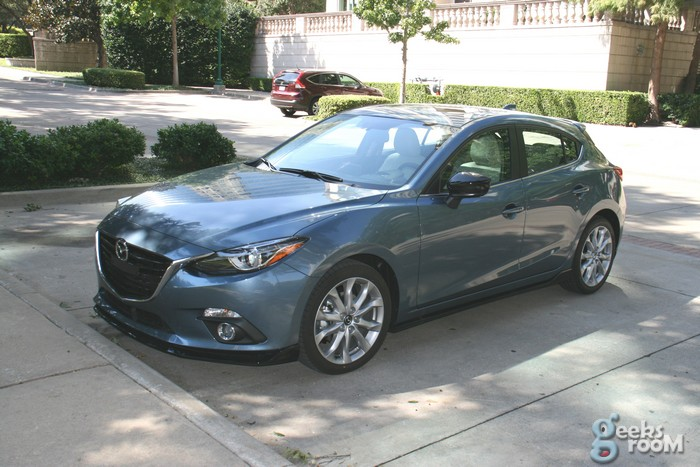 review mazda 3 s grand touring 2015 2 2 mazda3. Black Bedroom Furniture Sets. Home Design Ideas