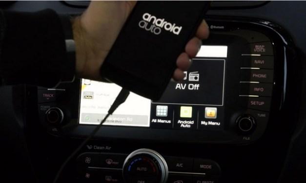 Android Auto ahora está disponible para cualquier automóvil, aún para vehículos viejos y sin pantallas