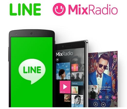 line-mix-radio