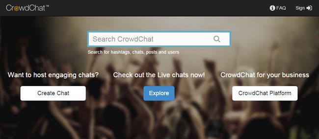 crowdchat-gde